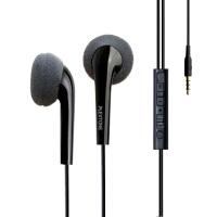 PLEXTONE/浦记 耳塞式手机线控耳机带话筒重低音电脑耳麦 耳塞式全兼容线控带麦耳机