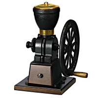 台湾原装BE9361大单轮手摇磨豆机 咖啡研磨机磨咖啡豆机 送礼佳品