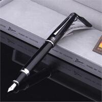 Pimio 毕加索钢笔美工笔 正品919巴洛克钢笔 1.0mm弯笔尖 金属墨水笔 练字书法笔 商务办公精美礼盒装 男女士节日礼品笔