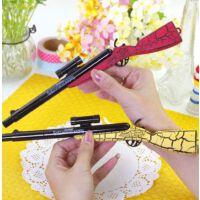 韩国创意文具 穿越火线 CF枪造型 0.38中性笔水笔