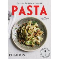 英文原版 意大利菜 意大利面 Italian Cooking School: Pasta