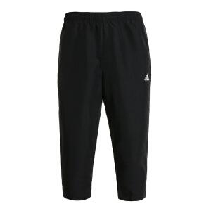 Adidas阿迪达斯 2017夏季新款男子运动训练七分裤 BK7386