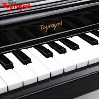 日本皇室 儿童琴乐器仿真玩具钢琴电子琴新版多功能迷你钢琴