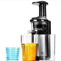 Panasonic/松下 MJ-L500慢速原汁机低速榨汁机家用电动果汁豆浆机