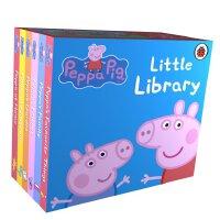 Peppa Pig: Little Library 英文原版 粉红猪小妹:小小图书馆6本套装