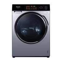 松下(Panasonic) XQG90-E9055 9公斤大容量变频滚筒家用洗衣机 LED触摸屏显示