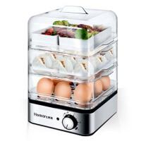 电蒸笼  自动断电煮蛋器   三层不锈钢蒸蛋器  煮蛋蒸蛋机