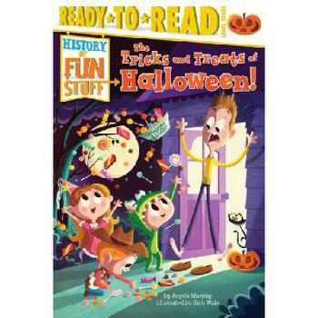 【预订】The Tricks and Treats of Halloween!