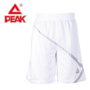 匹克篮球服单裤夏季男篮球短裤运动舒适透气场训服帕克明星系列F763011