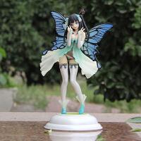 四叶Tony雏菊 girs封面 蝴蝶妖精和平守护者手办模型
