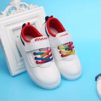 【冬季清仓】秋季儿童鞋子男童女童休闲鞋运动鞋中大童板鞋小白鞋小学生球鞋潮XSCZ