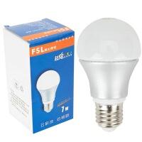 [当当自营]佛山照明FSL LED水晶球形E27灯泡3/5/7W暖白光(黄光)/日光色(白光)