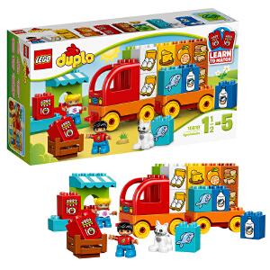 [当当自营]LEGO 乐高 得宝系列 我的第一辆卡车 积木拼插儿童益智玩具 10818