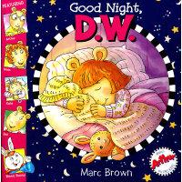 Good Night, D.W. 晚安,朵拉!(亚瑟小子图画故事书) ISBN 0316733854