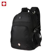 瑞士军刀 商务休闲双肩包男女背包中学生运动书包SW9017
