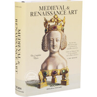 [现货]贝克尔:中世纪与文艺复兴艺术 英文原版 Becker: Medieval & Renaissance Art 欧洲中世纪文艺复兴典