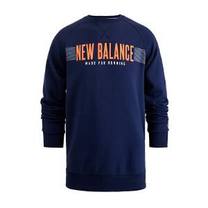 New Balance/NB男装 运动套头衫 AMT64602HGR/PGM