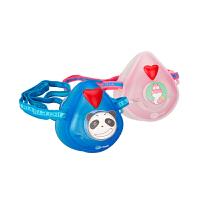 【当当自营】爱可丽儿童口罩 kn95标准 防雾霾/防PM2.5/防尘/防病毒 秋冬季透气卡通防护面罩 AKL-粉色