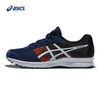 ASICS亚瑟士缓冲跑步鞋透气慢跑鞋运动鞋PATRIOT8男款T619Q-0790