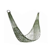 户外网状吊床  室内 秋千粗款网兜尼龙绳    送布袋