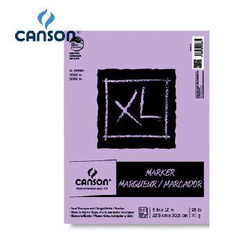 【康颂马克笔专用图画本本册/便签】法国康颂canson