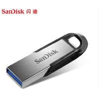 闪迪64gU盘 USB3.0高速创意金属车载U盘64G 个性优盘CZ73