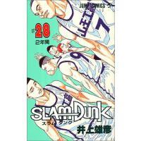 [现货]进口日文 漫画 SLAM DUNK 灌篮高手 28