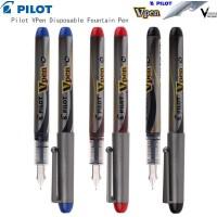 日本百乐签字型钢笔SVP-4M 会议签约笔高档签字笔 一次性钢笔(一口价是指一支笔的价格)