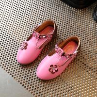 花样童依 春款女童鞋公主鞋 小童中大童儿童鞋子韩国版童鞋新款单鞋1-10 岁XSCZ(ZPF)-889