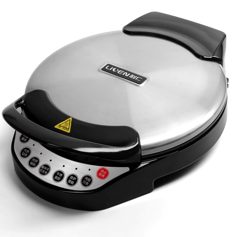 【当当自营】 利仁 LR-303F 电饼铛【货到付款】烙饼、烧烤、煎炸样样行 30CM大直径烤盘