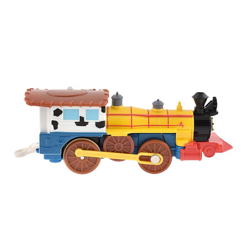 [当当自营]TOMY 多美 迪士尼普乐路路火车-玩具总动员胡迪车组 TMYC819325【当当自营】适合3岁以上儿童迪士尼普乐路路火车