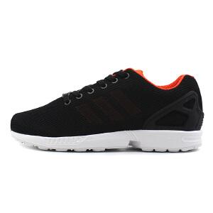 Adidas阿迪达斯 2017新款男子三叶草ZX Flux透气运动休闲鞋 BB2163