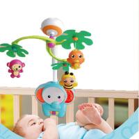 大象床铃大象床铃 益智玩具 迪迪兔床铃 音乐旋转床铃摇铃床挂新生儿礼盒 0-6个月