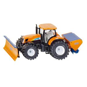 [当当自营]siku 德国仕高 1:50 拖拉机带铲雪板及撒盐斗 合金车模玩具 U2940