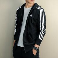 Adidas阿迪达斯 2017新款男子运动休闲夹克外套 S98786/S98787