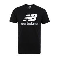 New Balance/NB 2017夏季新款男子运动休闲透气短袖T恤 AMT71635WT/AMT71635PGM