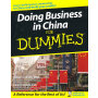 Doing Business in China For Dummies 在中国经商-无师自通