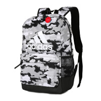 Adidas阿迪达斯女包 2017新款运动休闲旅行双肩背包 CD1775 现