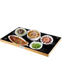 热菜保温板   家用暖菜板杯垫 饭菜恒温加热保温桌垫 暖奶器暖菜宝