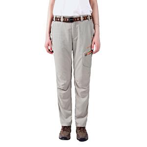 AIRTEX/亚特  速干吸湿排汗 修身快干长裤女士 英国时尚户外