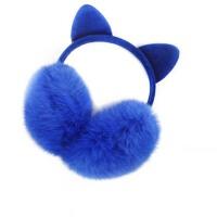 冬季女性卡通保暖耳罩耳套  女士毛绒耳暖可爱猫耳朵耳包  耳捂护耳罩