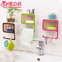 白领公社 创意厨房用品 创意家居日常生活小用品实用肥皂收纳架居家日用品百货小商品 挂钩