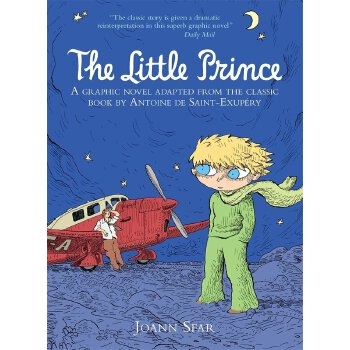 The Little Prince: Graphic Novels    ISBN:9781406331981