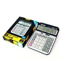 标朗真人语音计算器 晨光文具ADG98122计算机 大按键商务办公用品
