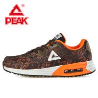 匹克 新款时尚耐磨气垫百搭印花休闲鞋 DE630107