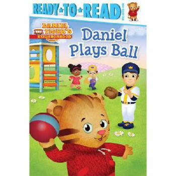 【预订】Daniel Plays Ball 9781481417099