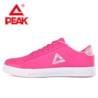 Peak/匹克 冬季女款 潮流时尚运动休闲舒适百搭板鞋 E54628B