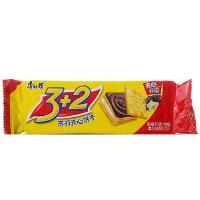 [当当自营] 康师傅 3+2甜苏打香草巧克力味125g