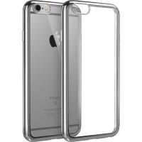 【当当自营】 ESR亿色 iPhone6s Plus/6 Plus手机壳 电镀边框软壳 初色晶耀系列 深空灰