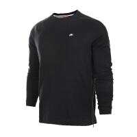 Nike耐克男装 2017秋季新款运动休闲生活透气卫衣套头衫 846351-010 现